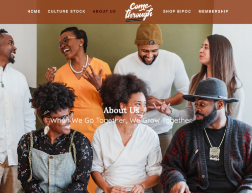 Collaborative of Creatives building BIPOC opportunities