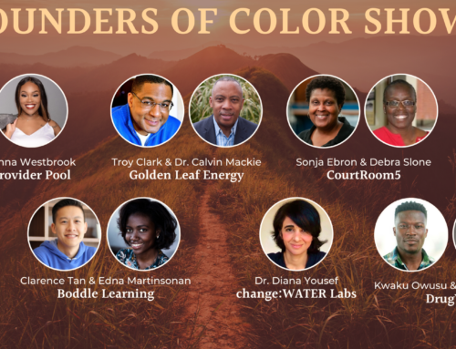 Next Wave Impact Reveals Finalists for 2021 Founders of Color Showcase