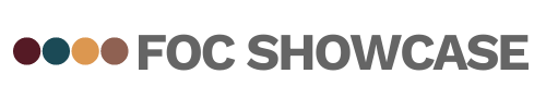 Founders of Color Showcase Logo